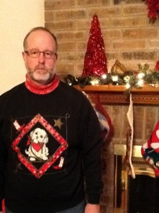 Ugly Christmas sweater winner announced
