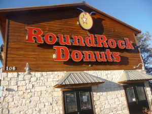 Round Rock Donuts-Eat Now, Exercise Later!