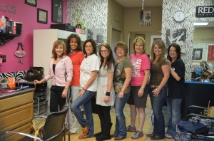 Feel Pampered at Laurie's Hair Day Salon