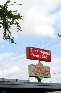 The Original Donut Shop