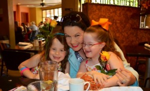 Mother's Day Lunch and Twin's Birthday celebration at Boudro's