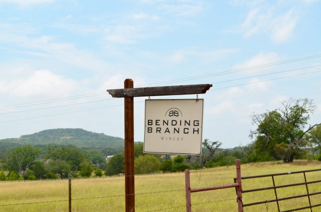 Bending Branch Winery made our afternoon perfect.
