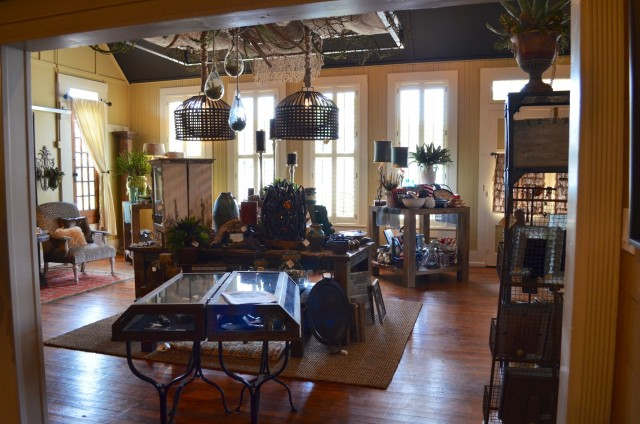 Huckleberry's is the newest store in downtown Comfort.