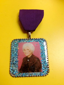 Oh, I hope she makes this Fiesta medal again this year!