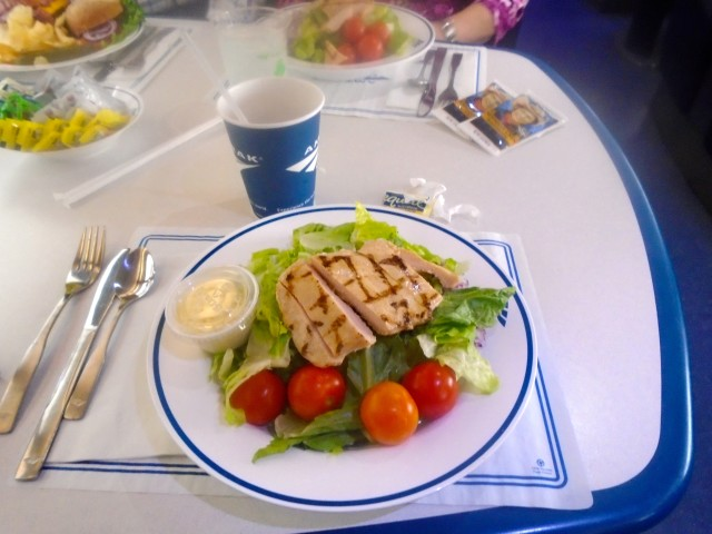 Amtrak Train Meals