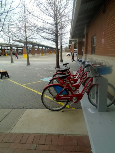 Fort Worth B Cycle