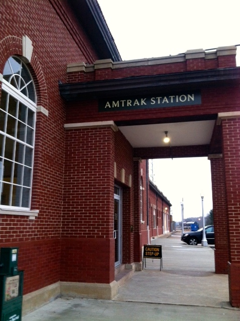 Longview Amtrak Station