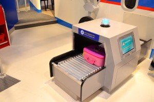 Baggage Scanner the DoSeum