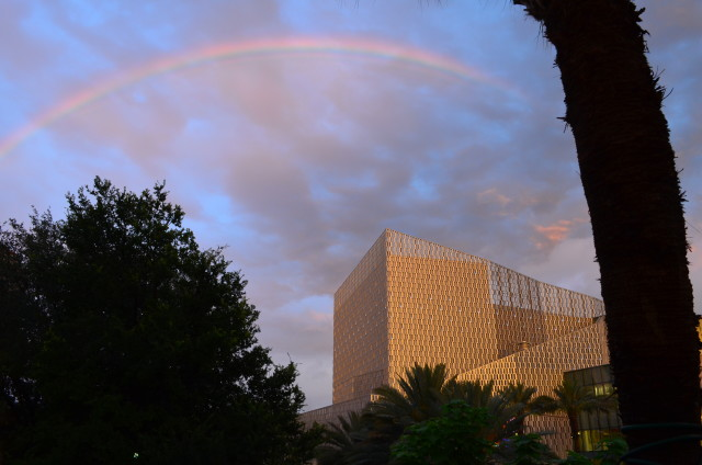 Rainbow Tobin Center