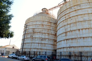 Magnolia Market Silos and Food Trucks